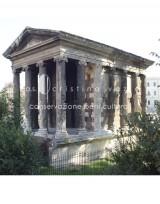 Progetto Tempio di Portunus - Roma