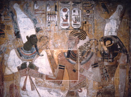 Tomb of Seti I - Project - Luxor - Egypt